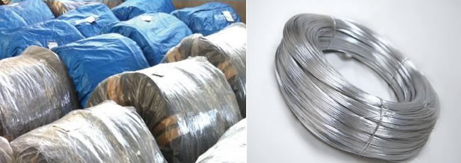 Electro Galvd. SWG Binding Wire for Reinforcing Bars