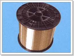 Stitching Wire, Copper Coated Finish