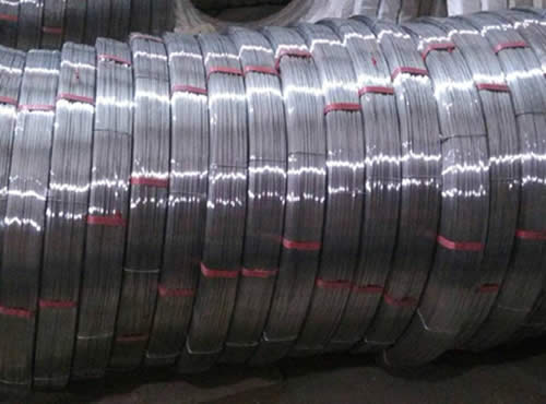 Oval Wire Coils