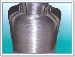 Galvanised Steel wire for Cable Uses, with Handles